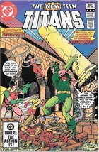 The New Teen Titans Comic Book #18 DC Comics 1982 FINE+ NEW UNREAD - $4.99