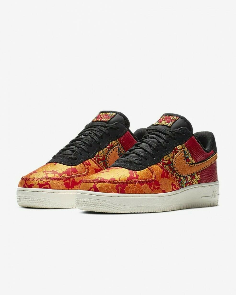 AIR FORCE 1'07 PRM 3 MEN'S US SIZE 9 STYLE # AT4144-601