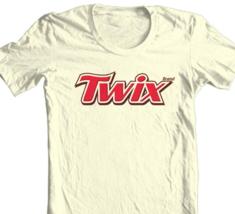 Twix T shirt candy retro 70's 80's vintage cool tee Wonka Reeses Hershey Kit Kat image 1