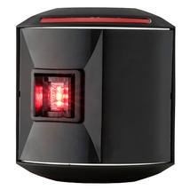 Aqua Signal Series 44 Port Side Mount LED Light - 12V/24V - Black Housing [44300 - $132.94