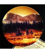 THE FACES OF NATURE Collector Plate -- Within Sunrise by Julie Kramer Cole - $74.79