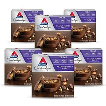 Atkins Endulge Treat, Peanut Butter Cups, Keto Friendly, 60 Count Value Pack