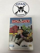 Monopoly (Sega Genesis, 1992) - $9.50