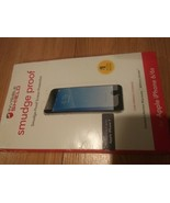 New ZAGG Invisible Shield Smudge Proof Screen Protection for Apple iPhon... - $10.88