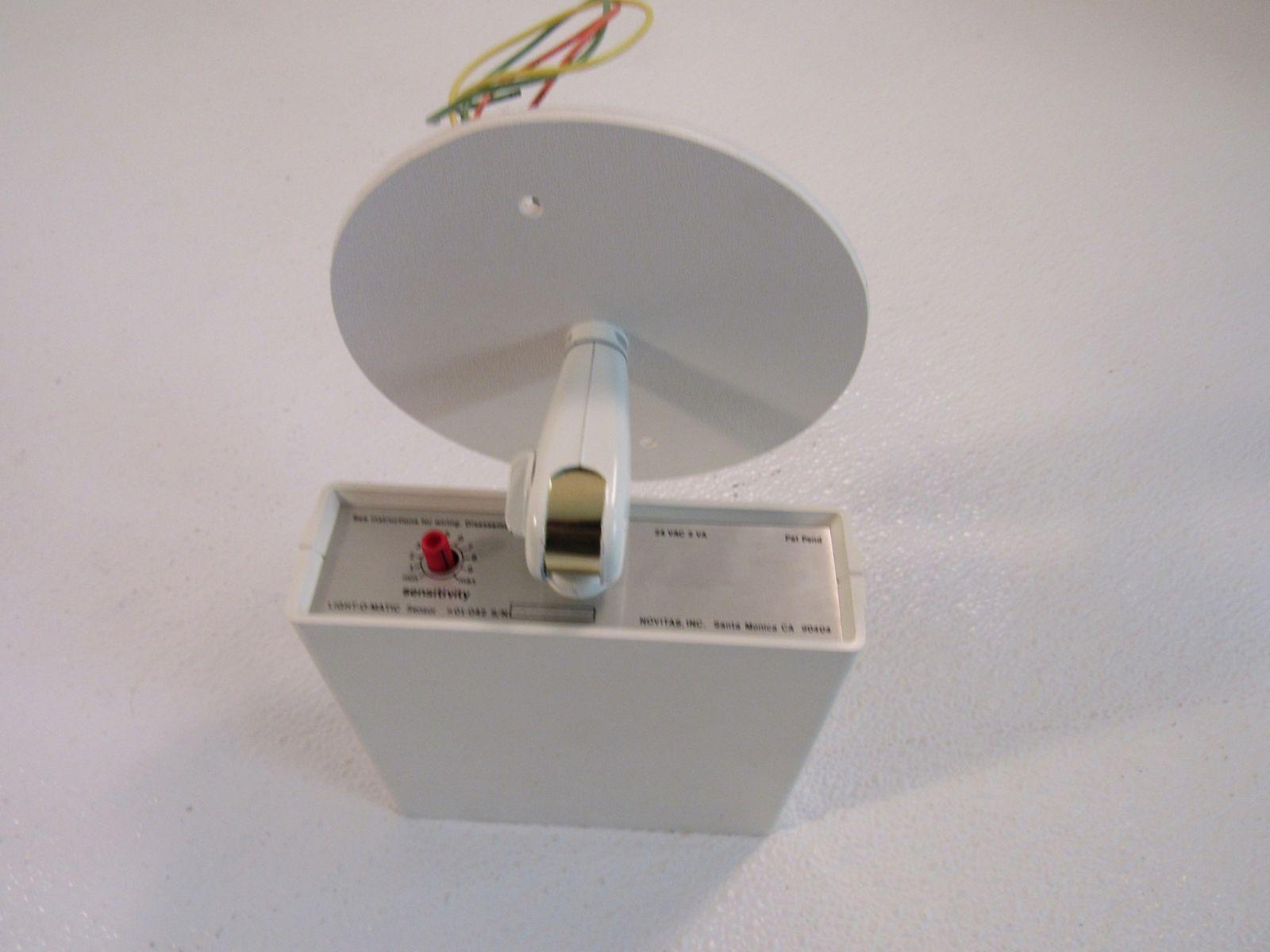 Novitas Light-O-Matic Auxiliary Sensor White 01-042