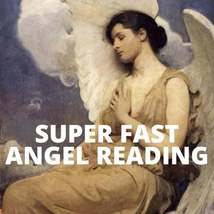 Fast Any Subject Same Day Psychic Angel Reading - $27.21+