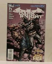 Batman The Dark Knight #2 December 2011 - $4.72