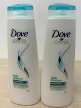 Lot Of 2~ Dove Nutritive Solutions Shampoo, Daily Moisture, 250ml Each - $12.19