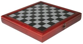 SUMMIT COLLECTION Chess Box with Board for 3-Inch Chess Set - $76.22