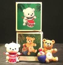 Hallmark Handcrafted Ornaments AA-191778 Collectible (2 Pieces ) image 2