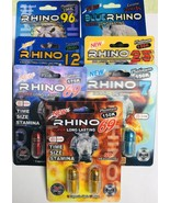 RHINO EXTREME VARIETY PACK 7PACK-14PILL(LIMITED TIME OFFER) - $59.99