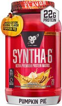 Bio-Engineered Supplements & Nutrition SYNTHA-6 PUMPKIN PIE 28 servings ... - $39.99