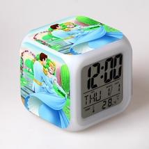 Snow White and the Seven Dwarfs #07 Led Alarm Clock Figures LED Alarm Clock - $25.00