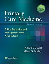 Primary Care Medicine: Office Evaluation and Management of the Adult Pat... - $59.99