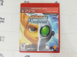 Ratchet & Clank Future: A Crack in Time Sony PlayStation 3 Greatest Hits - $18.69