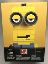 Mega Bloks Kubros Despicable Me Minions Kevin Building Set NEW 145 pieces  - $13.76