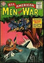 ALL-AMERICAN MEN OF WAR #22 1955-DC COMICS-J KUBERT ART FN/VF - $181.88