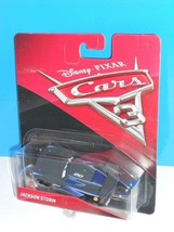 Disney Pixar CARS 3 Movie 2017 Jackson Storm Dark Grey #20 - $5.29