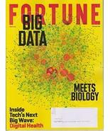 Fortune April 2018 Inside Tech's Next Big Wave: Digital Health [Single I... - $5.93
