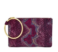 FOSSIL WOMAN GENUINE CLASSICAL WALLET WRISTLET - $136.99
