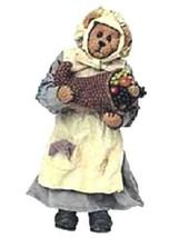 "Boyds Bears Crumpleton ""Cornelia P. Mayflower"" #73112- 12"" TALL- NIB- 2002 - $59.99"