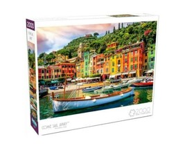2000 Piece Jigsaw Puzzle Buffalo Games 38 in x 26 in, COME SAIL AWAY - NEW - $31.30