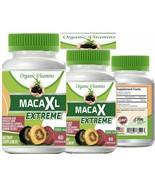 2 x Healthy Enhanced EXTREME Maca XL LIBIDO ENHANCER 120 CAPSULES VEGAN ... - $43.64