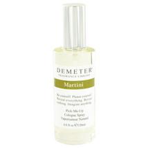 Demeter Martini by Demeter 4 oz / 120 ml Cologne Spray for Women - $24.74