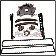 Engine Timing Chain Kit and Oil Pump Fits Ford 5.4L SOHC F150 F250 E150 ... - $75.00