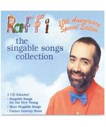 Flipside Products Raffi The Singable Songs Collection, 3 Disc, Ast - $18.91