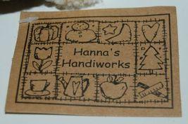 Hannas Handiworks 27148 Stretch Gingerbread Man 3 Set Christmas Ornament image 8