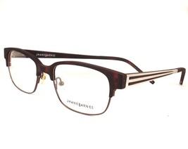 Jhane Barnes Denominator Tortoise Men Eyeglasses Retro 53-18-150  Frames - $158.37