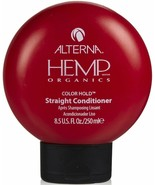 ALTERNA HEMP WITH ORGANICS COLOR HOLD STRAIGHT CONDITIONER 8.5 OZ / 250 ML - $12.86