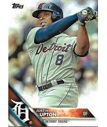 Baseball Card- Justin Upton 2016 Topps #673 - $1.00