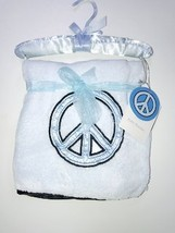 Baby Fleece Blanket For Boys Or Girls (Blue) - $9.79