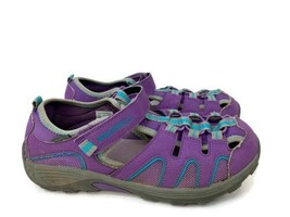 Merrell Hydro H20 Hiker Sport Sandal Women's 6 W Purple Blue Waterproof ... - $34.62