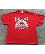 Louisville Cardinals Basketball '2005 NCAA Final Four' T-Shirt XL Red NCAA - $8.05