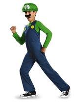 Nintendo Super Mario Brothers Luigi Classic Boys Costume, Medium/7-8 - $29.69
