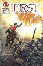 (CB-12} 2001 Crossgen Comic Book: The First #2 - $4.00