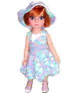 """SUNSET SKY Crocheted Outfit for Tonner 10"""" Doll Patsy Ann Estelle Little... - $284,88 MXN"""