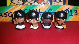MIAMI MARLINS MLB TEENYMATES FIGURE SET!!! SERIES 1,2,3, & 4 HARD TO GET! - $9.60