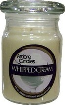 Ardore Candles 7670700770 WHIPPED CREAM 8 OZ