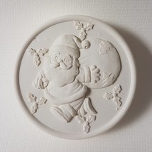 Santa's sack of gifts - 2D silicone Soap/polymer/clay/cold porcelain mold - $25.84