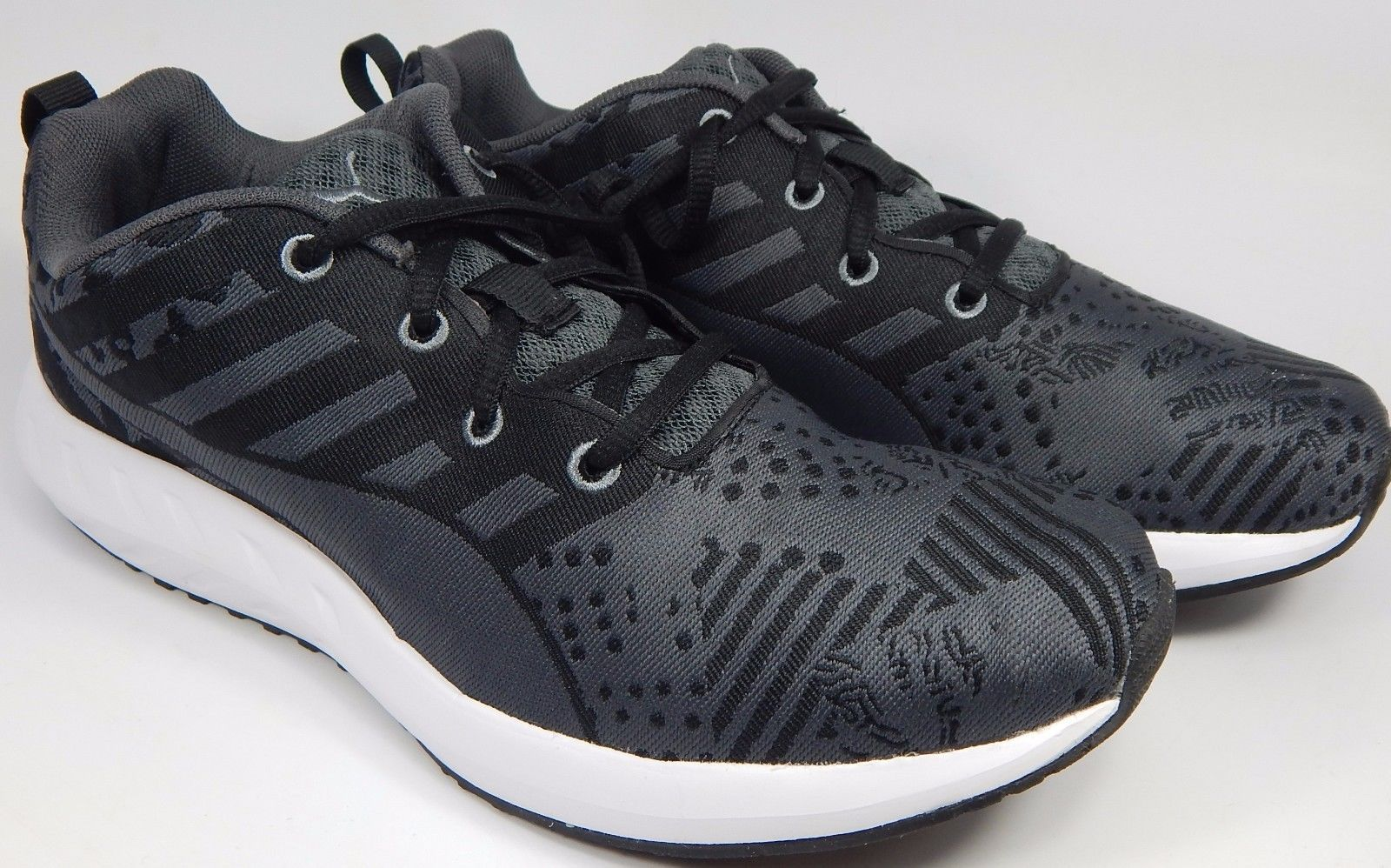 PUMA Flare Woven Black Periscope Women's Running Shoes Size US 9.5 M (B) EU 40.5