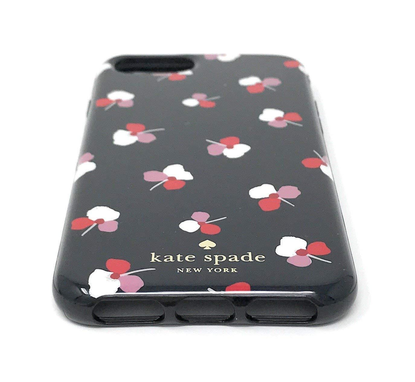 Kate Spade New York Case for iPhone 8 /7/6/6s PLUS Lucky Pansies