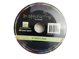 Bazzill Basics In Stitch'z Floss, French Vanilla #302701