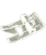 Sewing Machine Satin Stitch Plastic Slant Needle Presser Foot 171463-451 - $5.65