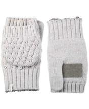 Isotoner Signature Women's Flip Top Mittens  (Light Grey) - $24.63
