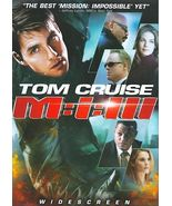 Mission: Impossible III (DVD, 2006, Widescreen) - £6.24 GBP