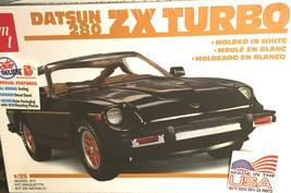 AMT DATSUN 280 ZX Turbo 1/25 Scale USA Made Retro Deluxe Plastic Car Mod... - $30.04